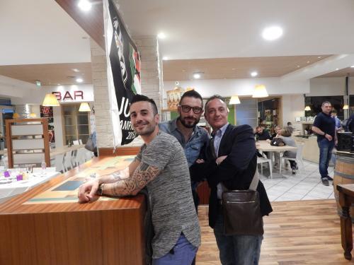 FESTA DI FINE STAGIONE 2016 OSPITE STEFANO TACCONI (110)
